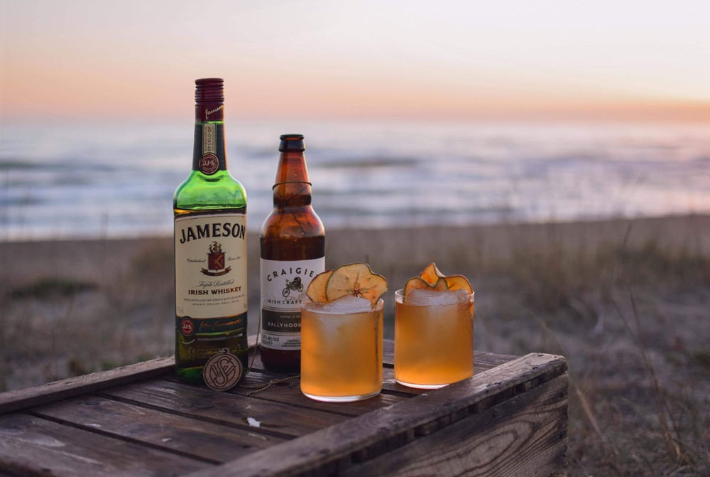 apple dad - Sardwonder Blog - jameson Whiskey Cocktail