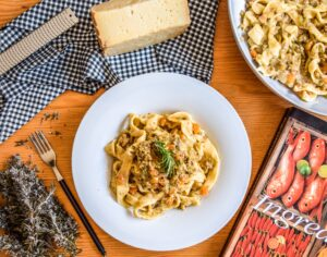 Pasta fresca o pasta seca: ¿cuál es mejor?